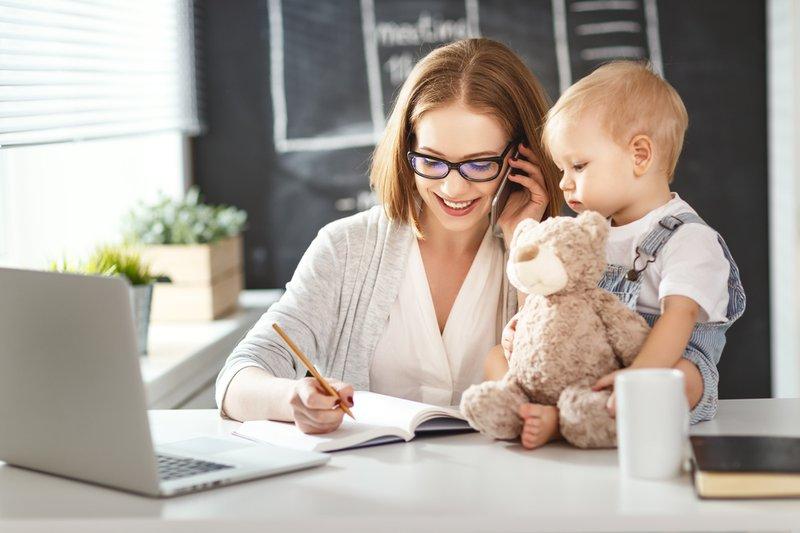 4 Hal Ini Harus Dilakukan Oleh Ibu Rumah Tangga Yang Bekerja